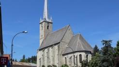 Biserica reformată din Dej. FOTO Adrian Boioglu