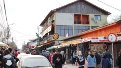 Turiști la Vama Veche de 1 Mai. FOTO Adrian Boioglu