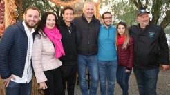 Mark Wiens, Food Vlogger, prezent în Delta Dunării, împreună cu auritățile care l-au adus în țara noastră. FOTO Adrian Boioglu