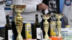 Premiera câștigătorilor la concursul de pescuit la știucă din Delta Dunării. FOTO Adrian Boioglu