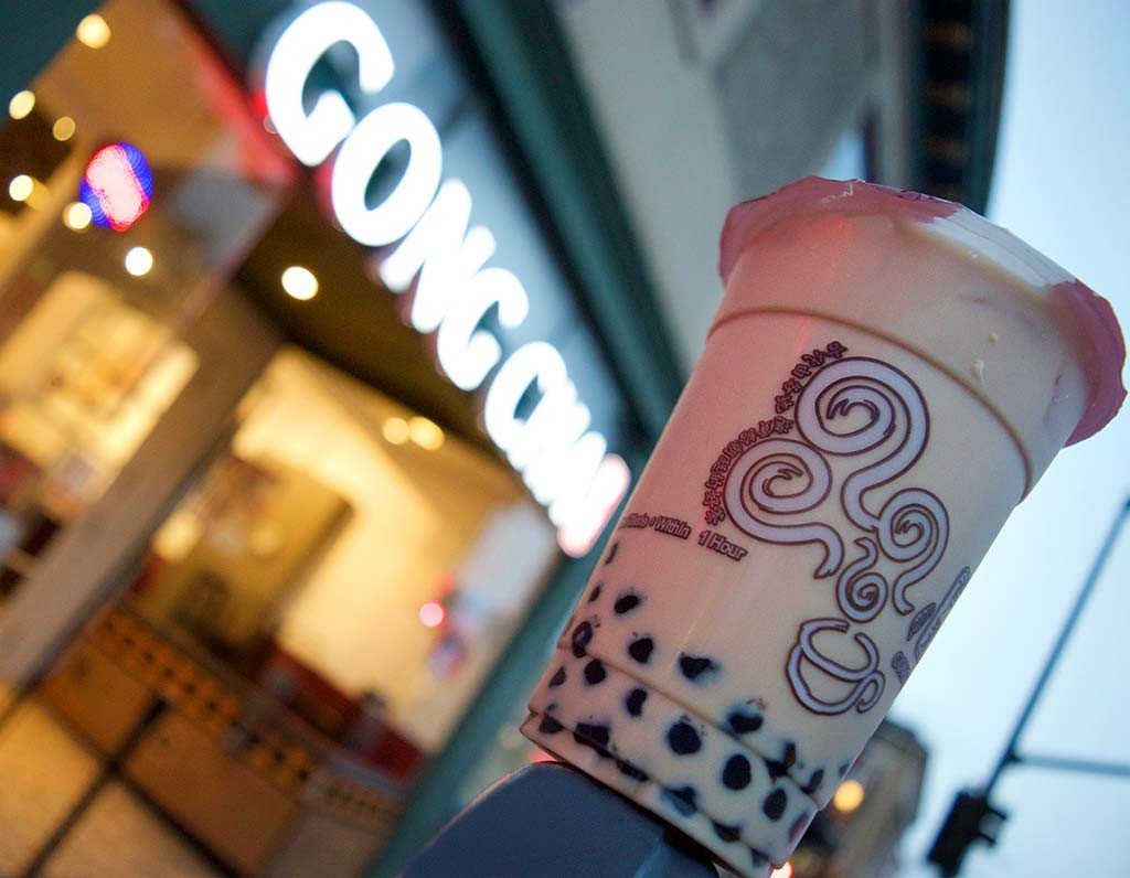 Gong Cha USA  Gong Cha USA is a specialty drink franchise