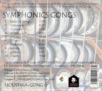 Symphonics Gong
