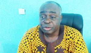 Akogun Iyiola Oyedepo Kwara PDP chairman...rigging, fraud, ballot snatching everywhere