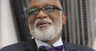 Rotimi Akeredolu (SAN) governor of Ondo state...Ondo Football Agency mismanages monies for League opener