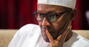 President Muhammadu Buhari...letter on Biafra