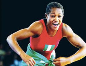 Odunayo Adekuruoye, Wrestling prodigy...dancing for Arakunrin Akeredolu's promise to honour her and two others