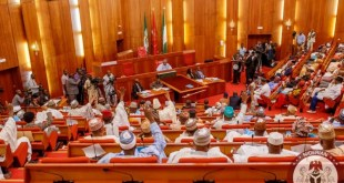 Senate of the Federal Republic of Nigeria...wants Nigerians to pay more for fuel