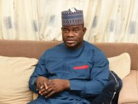 Yahaya Bello Kogi state governor…you need to get it right