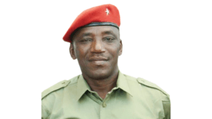 Solomon Dalung Nigeria's Sports minister...give us Nigeria ParaSports Federation