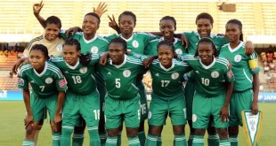 Super Falconets of Nigeria