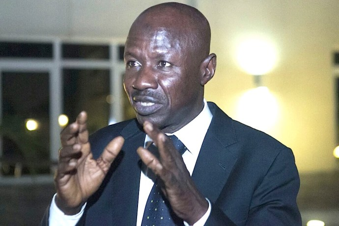 Ibrahim Magu Acting Chairman EFCC...revealed figure of how much has been gotten