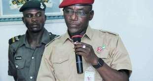 Solomon Dalung Minister of Sports...wants tax rebate issue revisited by NASS