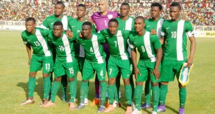 Super Eagles of Nigeria...are the spaces for sale to highest bidders? Yes.