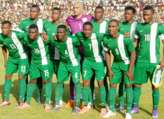 Super Eagles of Nigeria...involved in match fixing?
