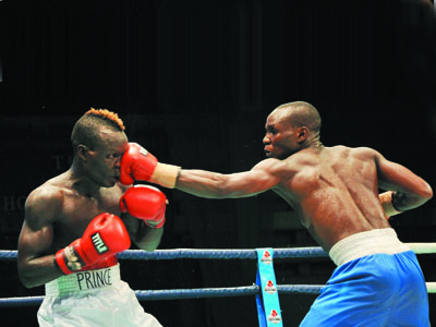 GOTV boxing...gets NBB of C support