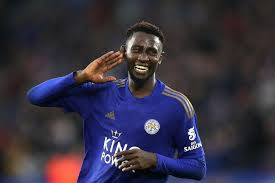 Wilfred Ndidi of Super Eagles and Leicester