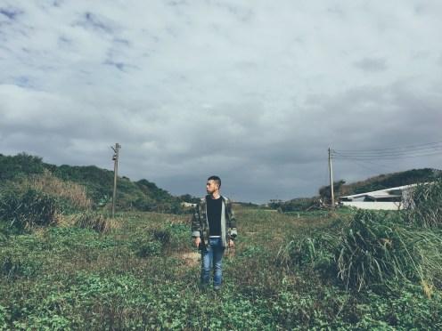 空曠蒼涼的老梅草原