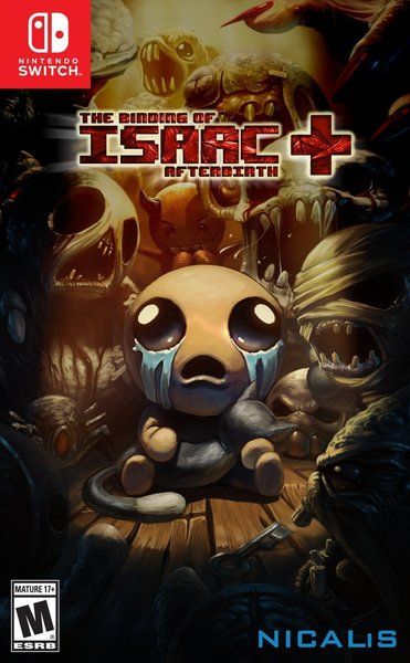 Image result for binding of isaac switch