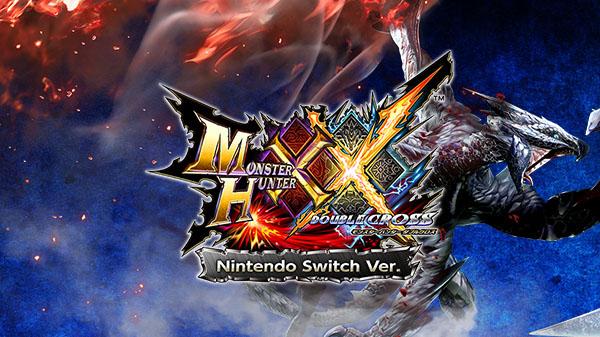 Une bande-annonce pour la version Nintendo Switch — Monster Hunter XX
