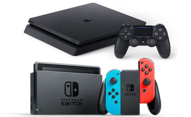 Japan Another Look At Switch Outpacing Ps4 Sales