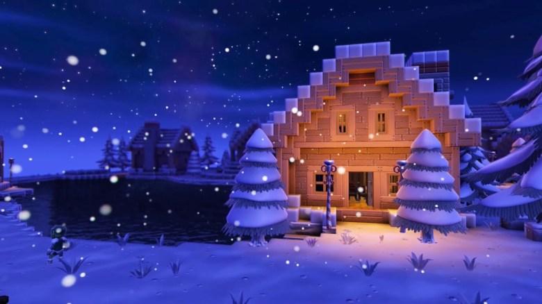 Portal Knights – Winter Wonderland event now live | PerezStart