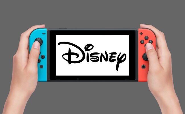 Nintendo And Disney Team Up For A Switch Focused Tv Show
