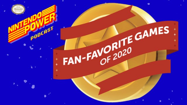 Vote for your favorite games of 2020 in the Nintendo Power Podcast poll    GoNintendo