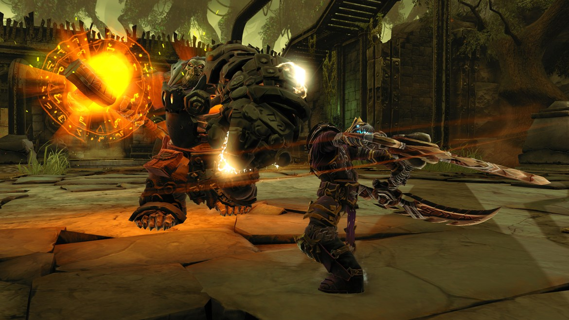 Image result for darksiders 2 switch gif