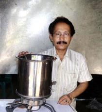 inventor - Uddhab Bharali