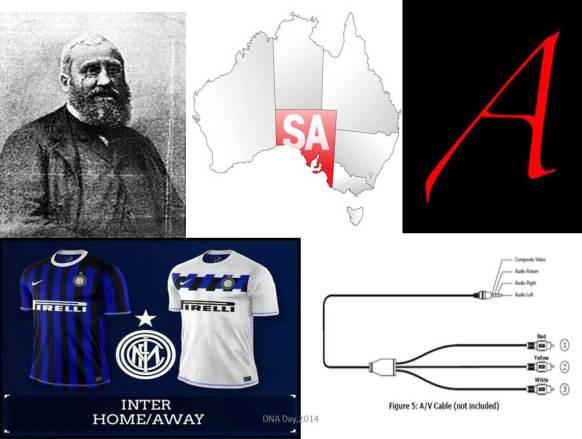 Inter Milan jersey-AV cable