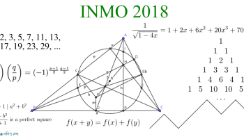 Regional Mathematical Olympiad India 2017 Questions - Gonit Sora