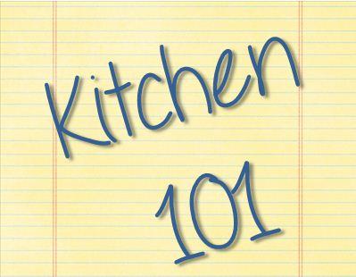 kitchen101