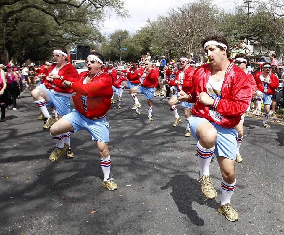 610 Stompers doing their thing (Photo courtesy of 610 Stompers)