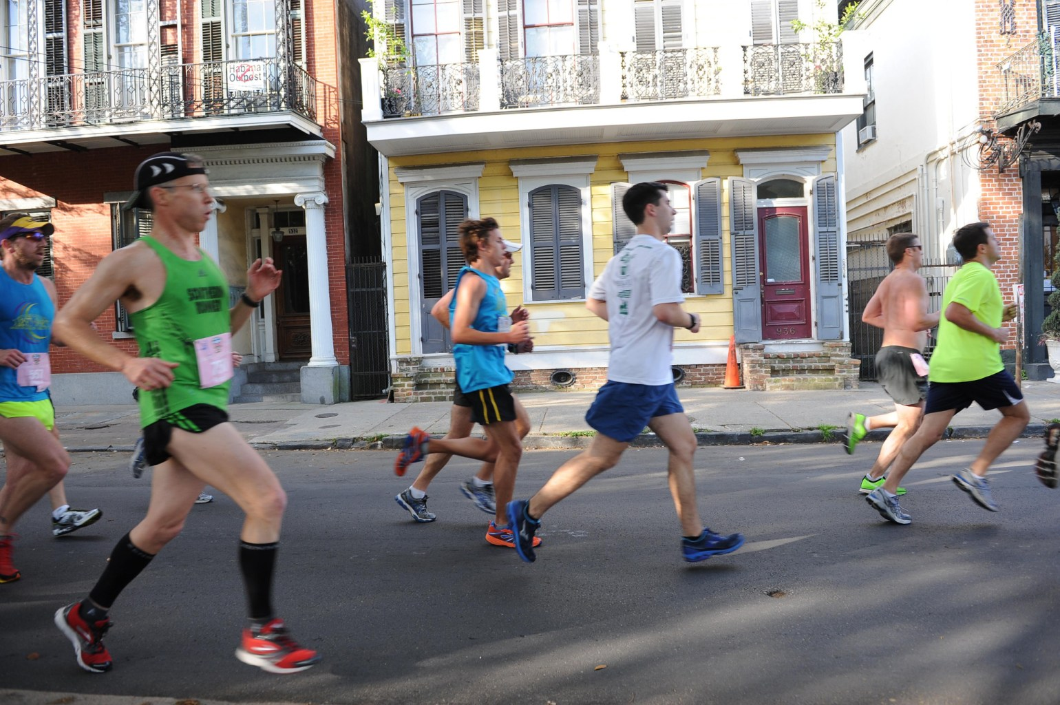 The Crescent City Classic is New Orleans' premier 10k road race, and one of the oldest 10k races in the nation. (Photo: Cheryl Gerber)
