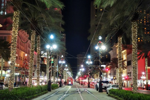 New Orleans Christmas Lights