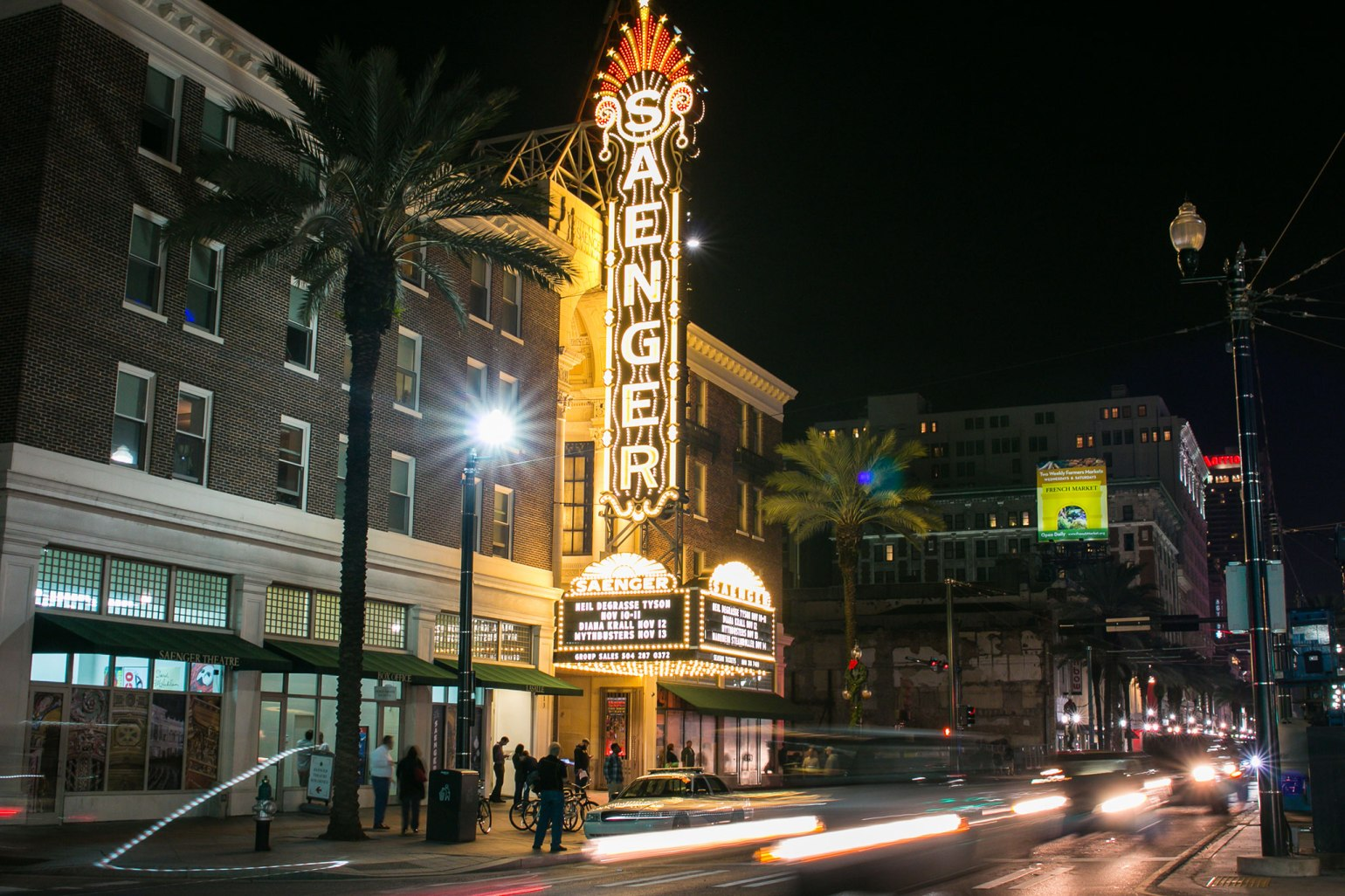 Saenger Theater A Must-See Place