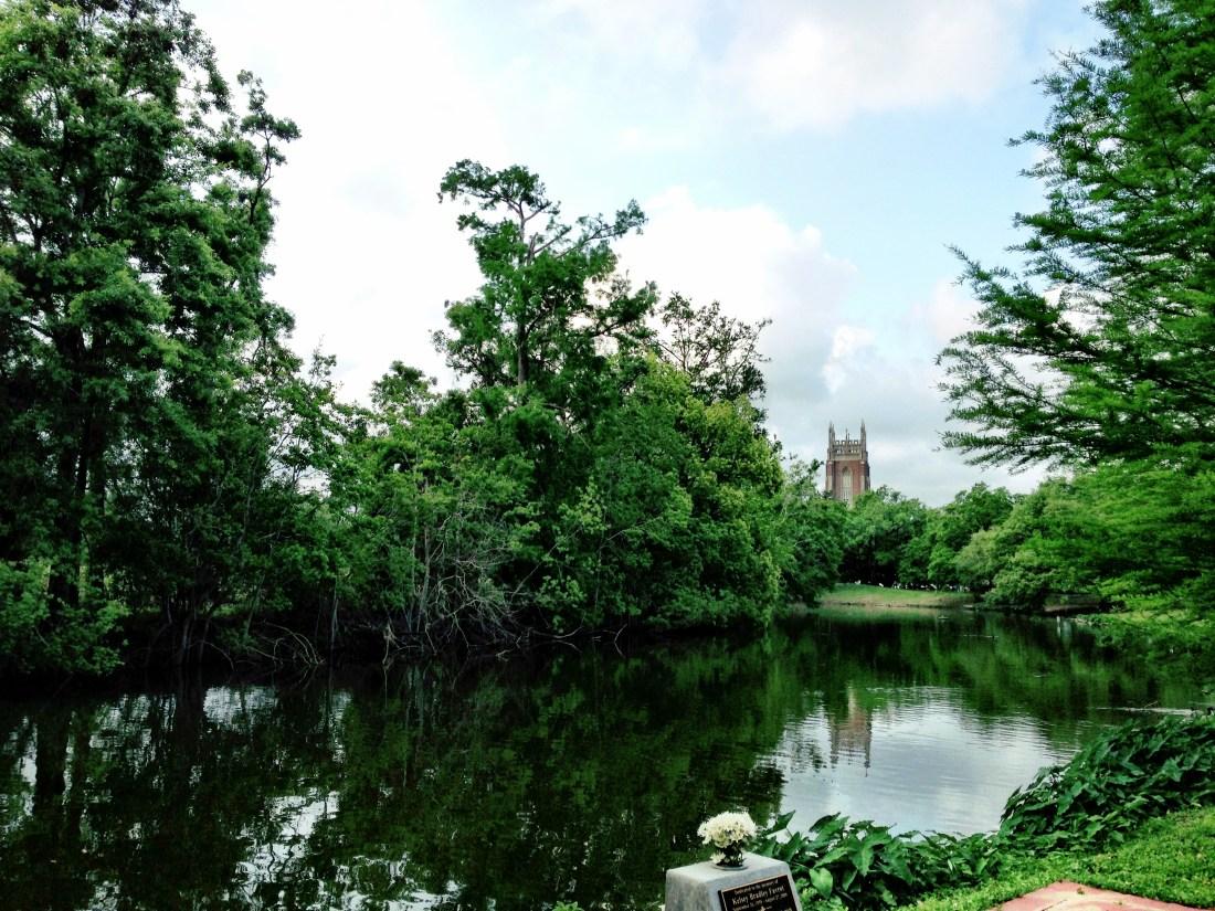 Audubon Park. (Photo via New Orleans Tourism Marketing)