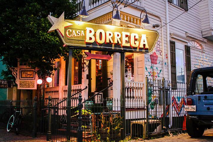 Casa Borrega. (Photo: Rebecca Ratliff)