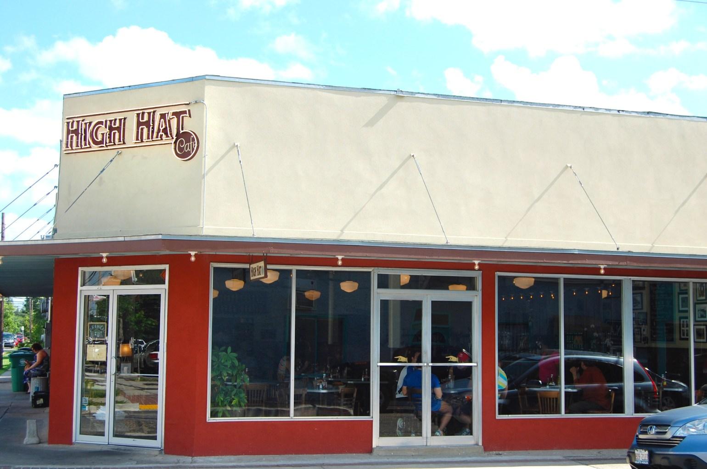 High Hat Cafe. (Photo: Anna Marie Babington)