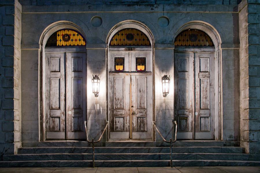 An exterior shot of the Marigny Opera House. (Photo via Marigny Opera House on Facebook)