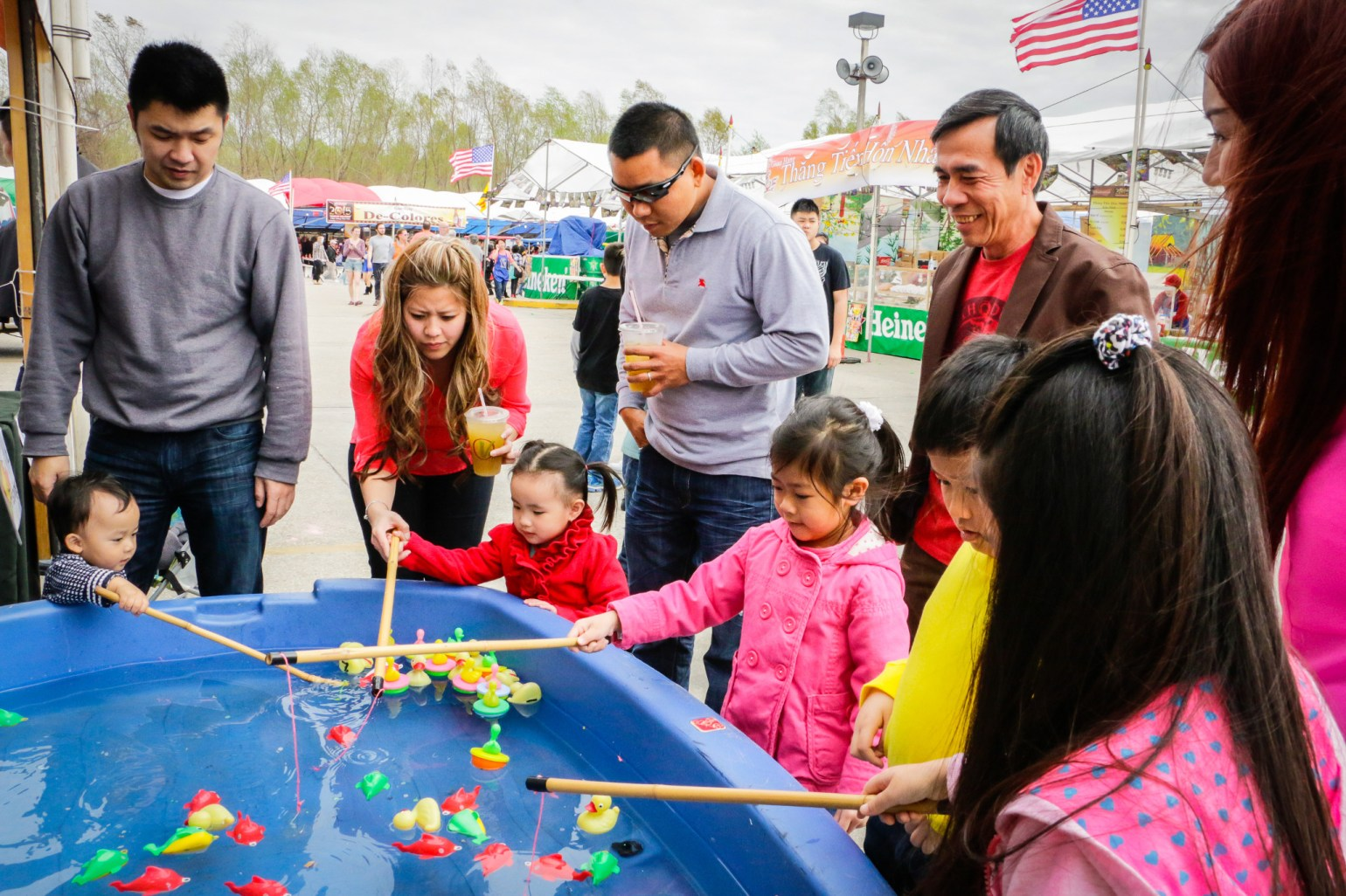Tet Fest celebrates the Lunar New Year this weekend. (Photo: Rebecca Ratliff)