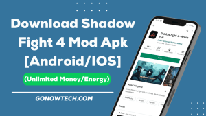 Download Shadow Fight 4 Mod Apk