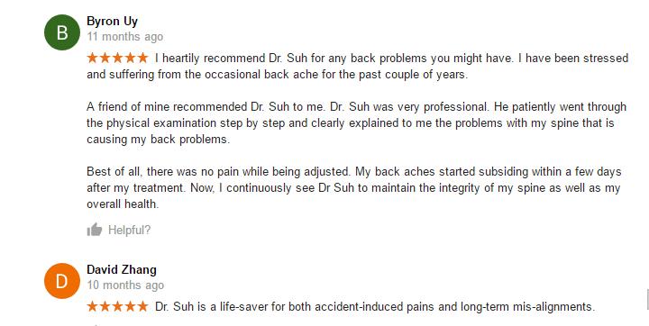 back ache, gonstead chiropractic