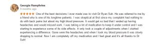 high blood pressure, gonstead chiropractic
