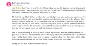 foot adjustments, gonstead chiropractic nyc