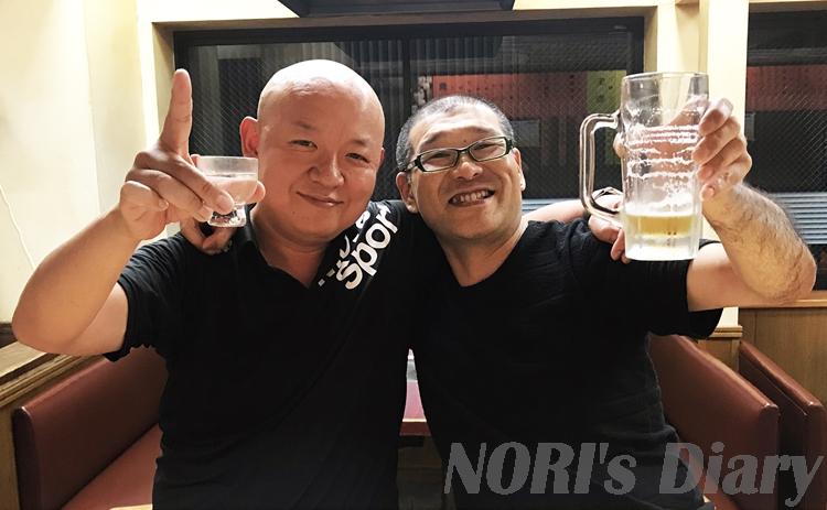 NORIと中澤