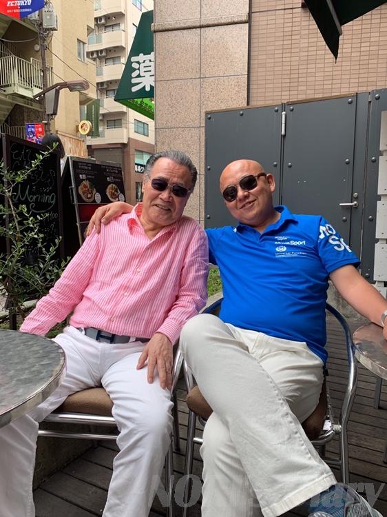 IPOE社長とNORI