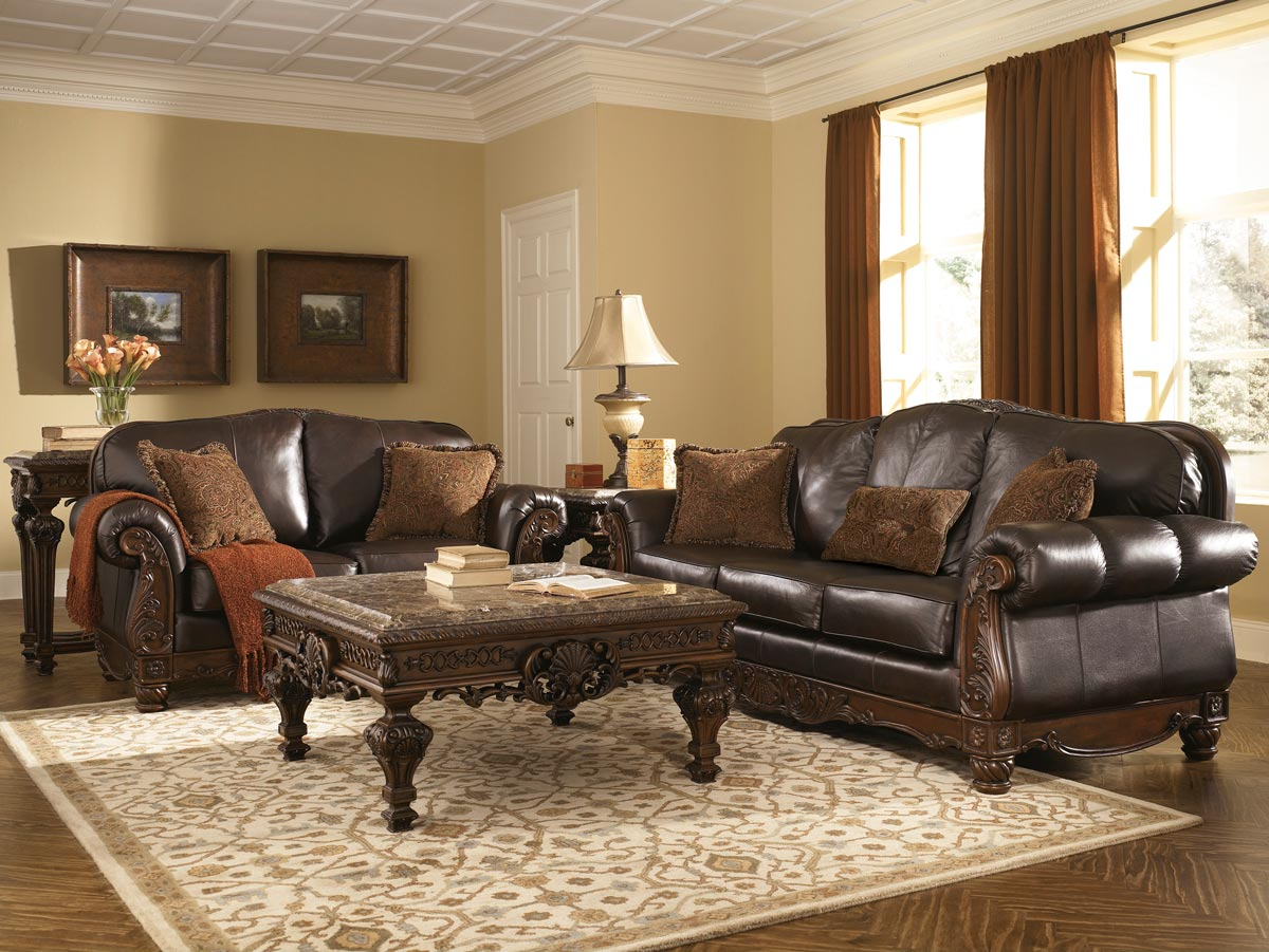 North Shore 2 Piece Living Room Set  Gonzalez Furniture