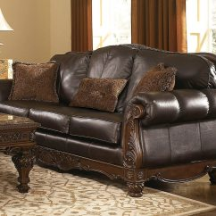 Best Leather Sofa In The World Tuscan Style North Shore 2 Piece Living Room Set Gonzalez Furniture