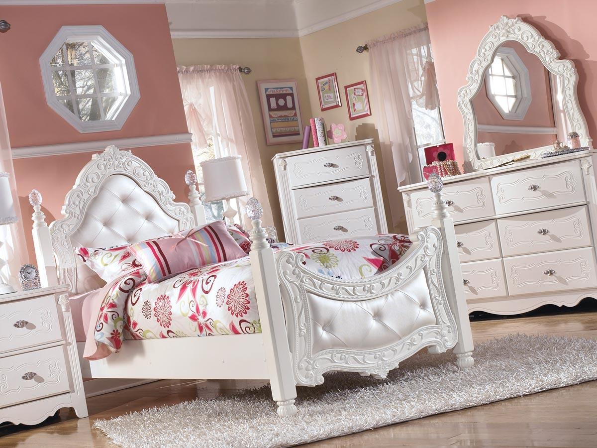 Exquisite 6 Piece Bedroom Set  Gonzalez Furniture
